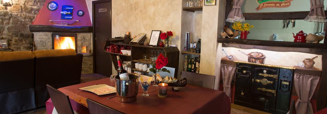 restaurante El Encanto de Picos de Europa